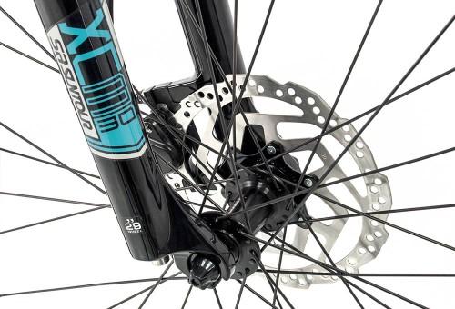 Bicicleta de montaña KY39 | Disco delantero