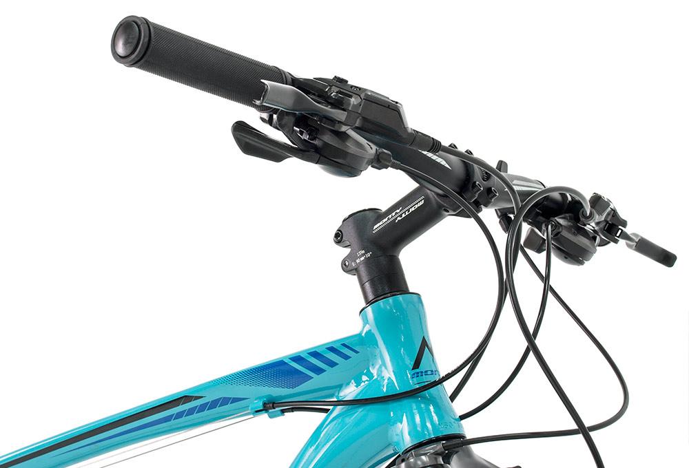 Bicicleta de montaña KY39 | Manillar oversize