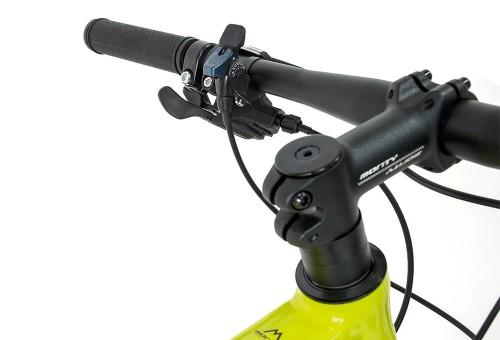 Bicicleta de montaña KY59 | Bloqueo de horquilla en manillar