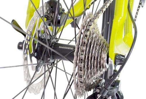 Bicicleta de montaña KY59 | Buje trasero