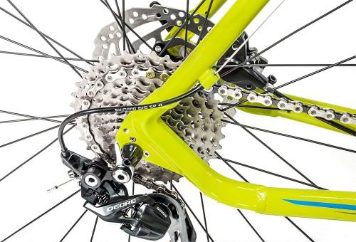 Bicicleta de montaña KY59 | Cambio de marchas