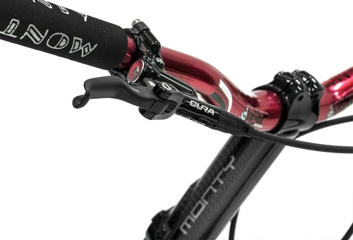Bicicleta de Trial KAIZEN 220 | Maneta de freno