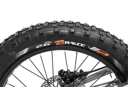 Bicicleta de Trial KAIZEN 220 | Neumático ProRACE